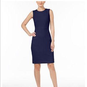 Navy Blue Calvin Klein dress